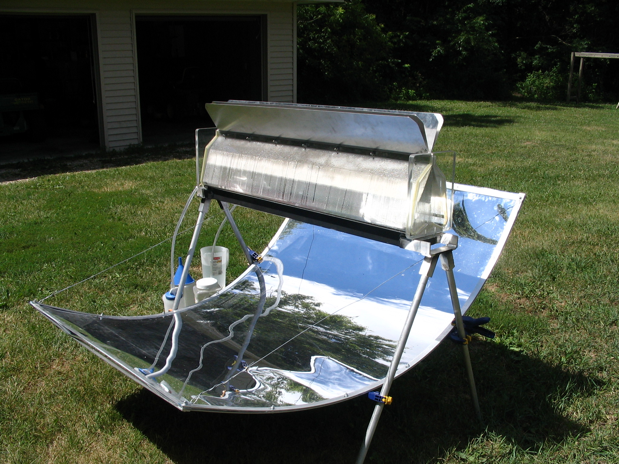 Homemade Solar Panels